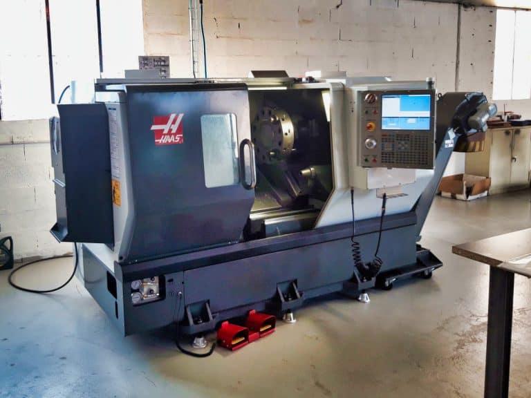 Machine de tournage HAAS ST-20