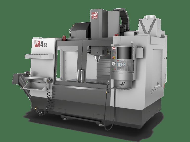 Présentation de la machine de fraisage HAAS VF4SS
