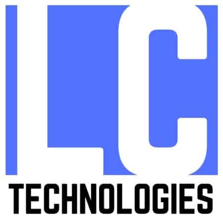 Logo LC Technologies pour Mobile